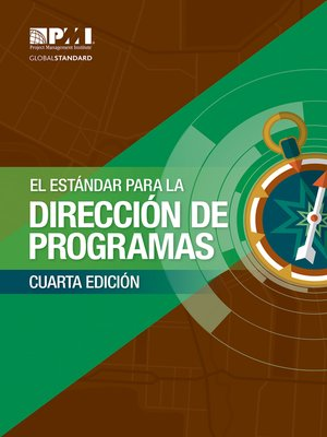 cover image of The Standard for Program Management-- (SPANISH)