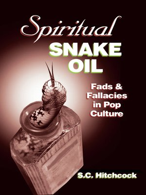 cover image of Spiritual Snake Oil
