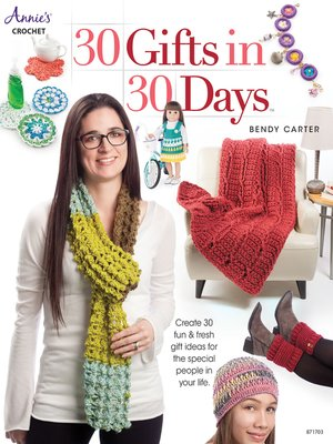 cover image of 30 Gifts in 30 Days