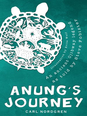 cover image of Anung's Journey