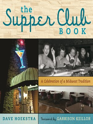 cover image of The Supper Club Book