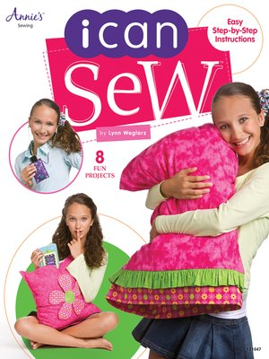 cover image of I Can Sew