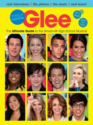 cover image of Glee Totally Unofficial