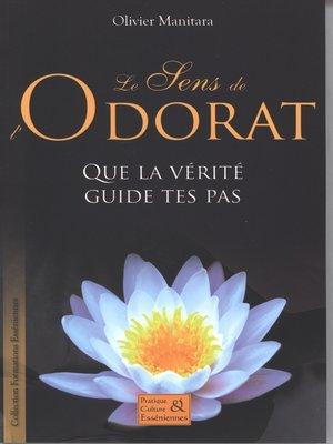 cover image of Le Sens de l'Odorat