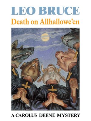 cover image of Death on Allhallowe'en