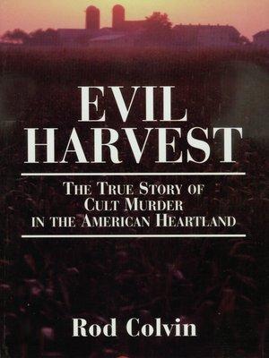cover image of Evil Harvest