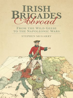 cover image of Irish Brigades Abroad