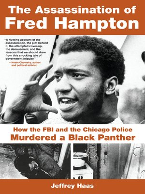 cover image of The Assassination of Fred Hampton