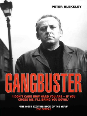 cover image of Gangbuster