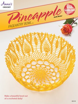 cover image of Pineapple Pageantry Bowl