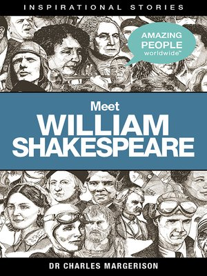 cover image of Meet William Shakespeare