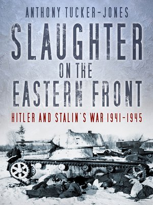 cover image of Slaughter on the Eastern Front
