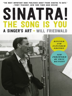 cover image of Sinatra! the Song Is You