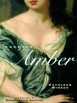 cover image of Forever Amber