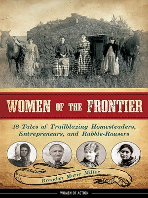cover image of Women of the Frontier