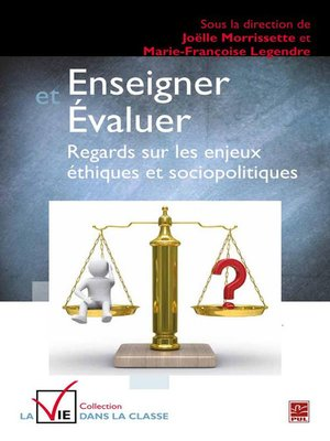 cover image of Enseigner et évaluer
