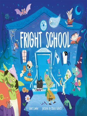 cover image of Fright School