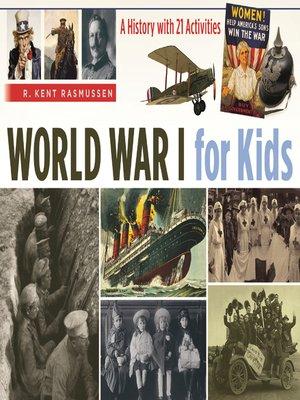 cover image of World War I for Kids