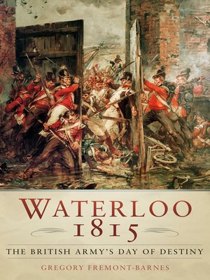 cover image of Waterloo 1815