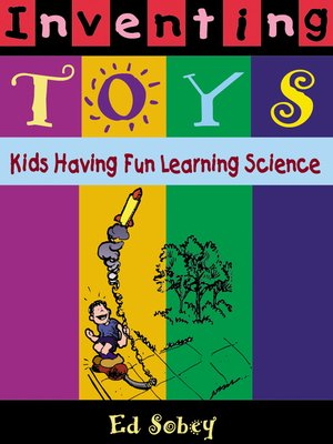 cover image of Inventing Toys