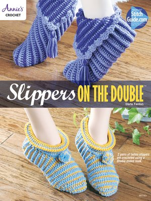 cover image of Slippers on the Double