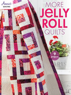 cover image of Jelly Roll Quilts II