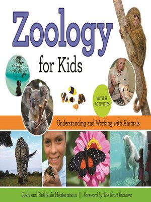 cover image of Zoology for Kids