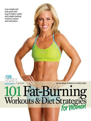cover image of 101 Fat-Burning Workouts & Diet Strategies For Women