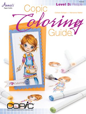 cover image of Copic Coloring Guide Level 3