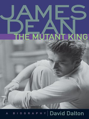 cover image of James Dean:  the Mutant King