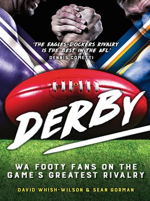 cover image of Derby