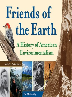 cover image of Friends of the Earth