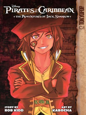 cover image of Disney Manga: Pirates of the Caribbean