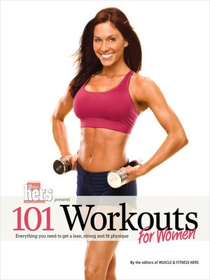 cover image of 101 Workouts For Women