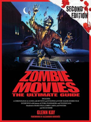 cover image of Zombie Movies