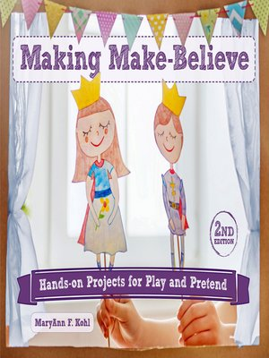 cover image of Making Make-Believe