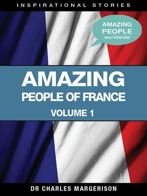 cover image of Amazing People of France