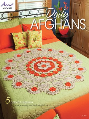 cover image of Doily Afghans