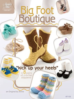 cover image of Big Foot Boutique