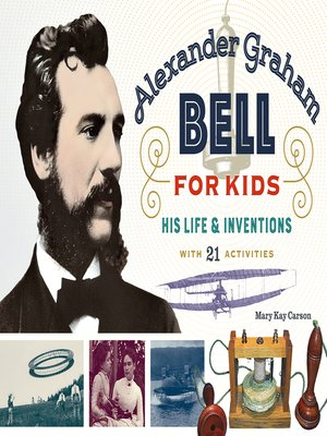 cover image of Alexander Graham Bell for Kids