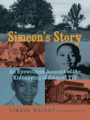 cover image of Simeon's Story