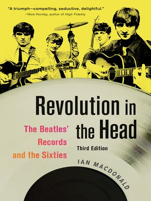 cover image of Revolution in the Head