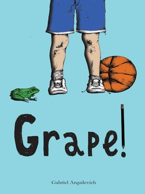 cover image of Grape!