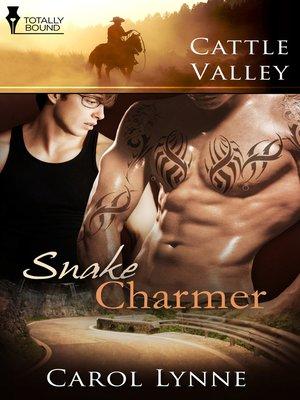 cover image of Snake Charmer