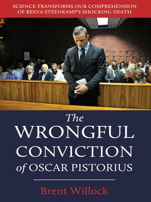cover image of The Wrongful Conviction of Oscar Pistorius