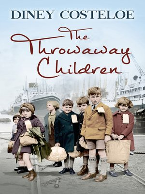 cover image of The Throwaway Children
