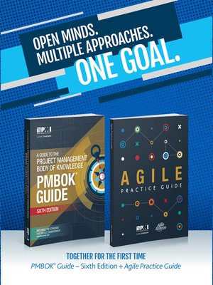cover image of A Guide to the Project Management Body of Knowledge (PMBOK® Guide) — and Agile Practice Guide (ENGLISH)