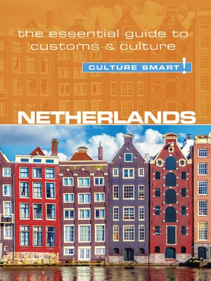 cover image of Netherlands--Culture Smart!