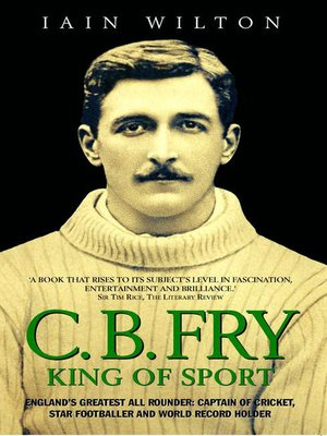 cover image of CB Fry