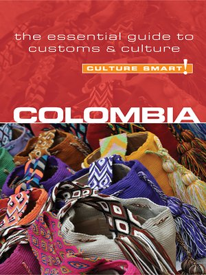 cover image of Colombia--Culture Smart!